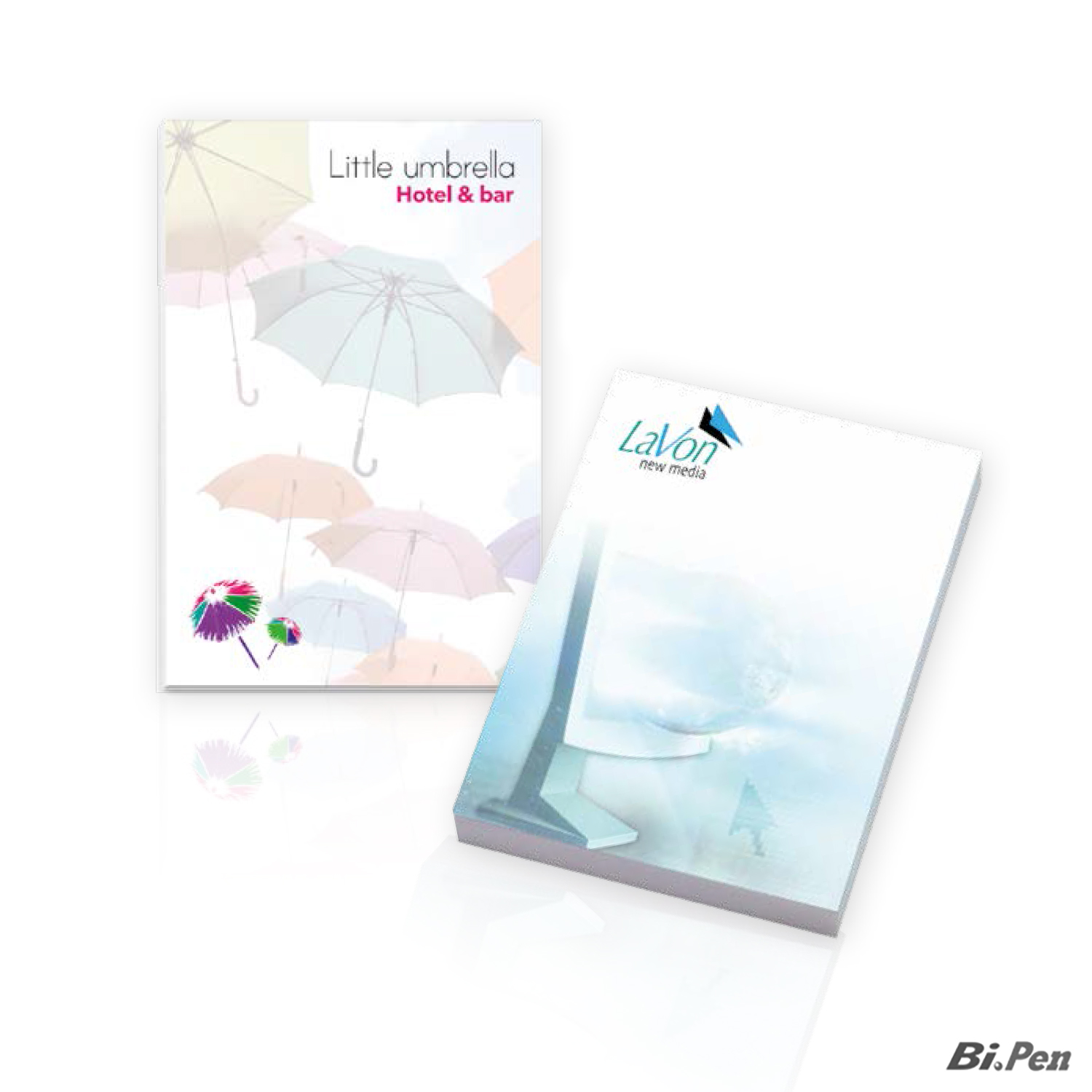 ECOlutions 50 mm x 75 mm Adhesive Notepads 100 fogli